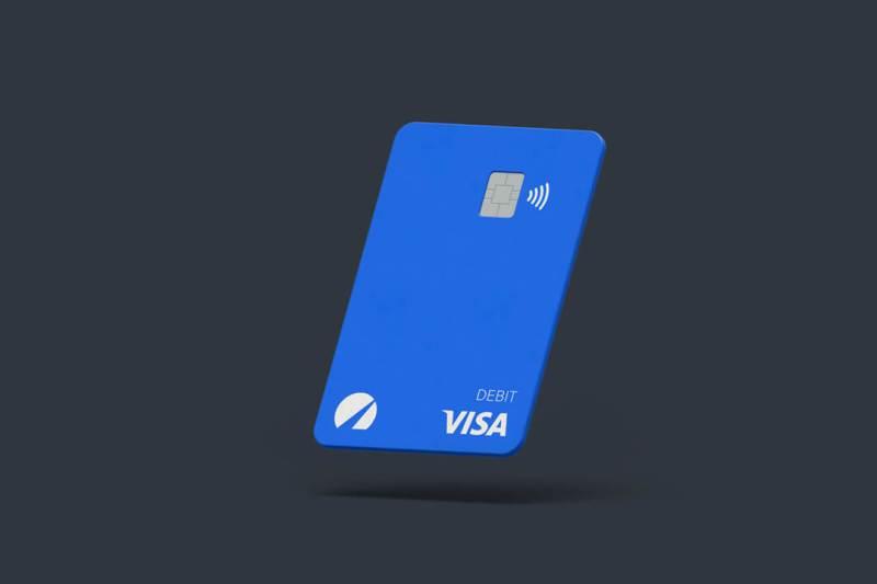 Betterment debit card