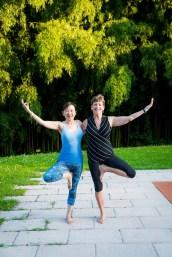 Betsy Chang Ha at Tuscany Yoga Experience