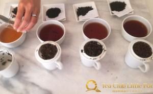 紅茶教室 銀座 ハーブ教室