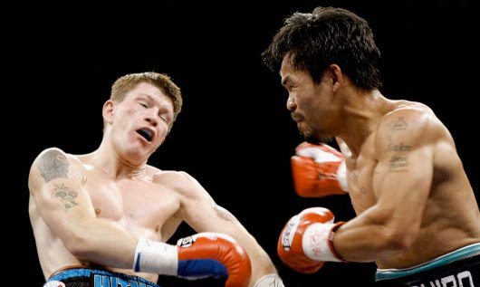 Pacquiao-Hatton Update in London