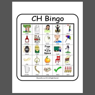 CH Bingo