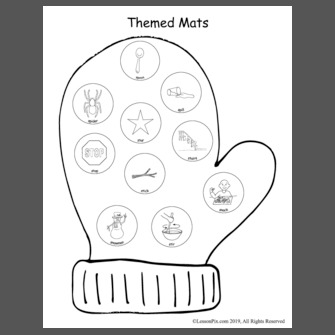 /s/ blend mitten coloring sheets
