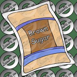 brown sugar clipart drawings watermark register remove login