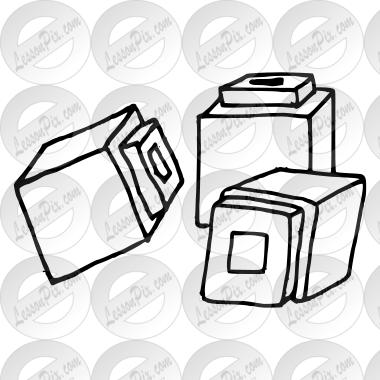 Pin Unifix Cube Template on Pinterest