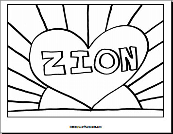 » Enoch and the City of Zion Lesson Plan of Happiness