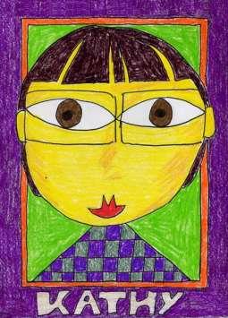 H Portrait