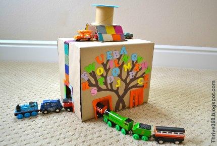 Cardboard Tunnel1