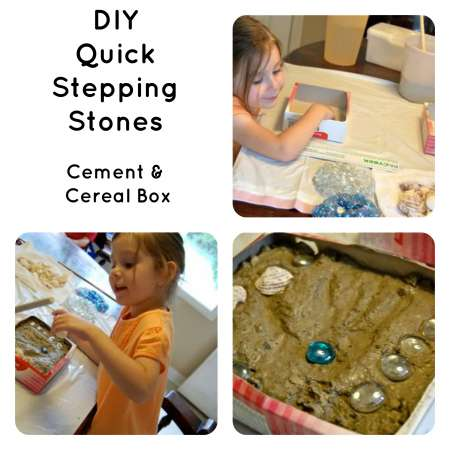 Diy Stepping Stones Lesson Plans