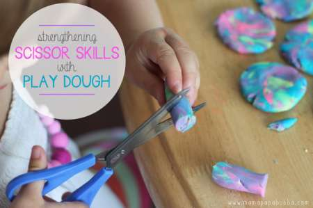 strengthening-scissor-skills-with-play-dough-mama-papa_-bubba_