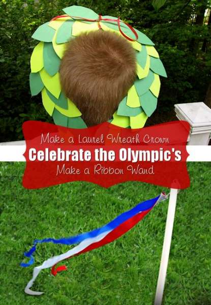 Celebrate the Start of the Olympics