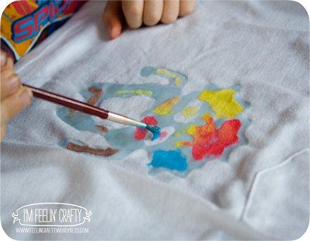 Makin' Glue Shirts