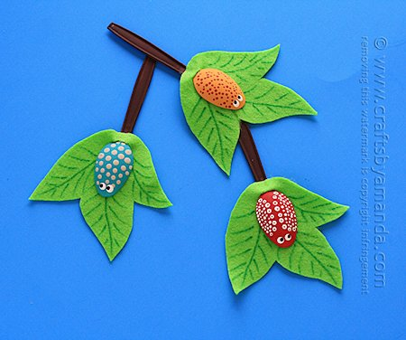 Bugs on a Branch Craft