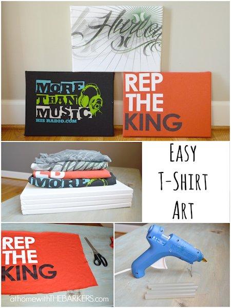 Easy T-shirt Art