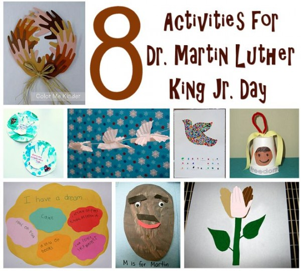 martin luther king craft ideas 8 activities for dr martin luther king jr day lesson plans 6905