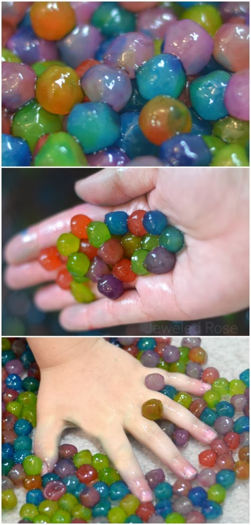 Edible Water Beads