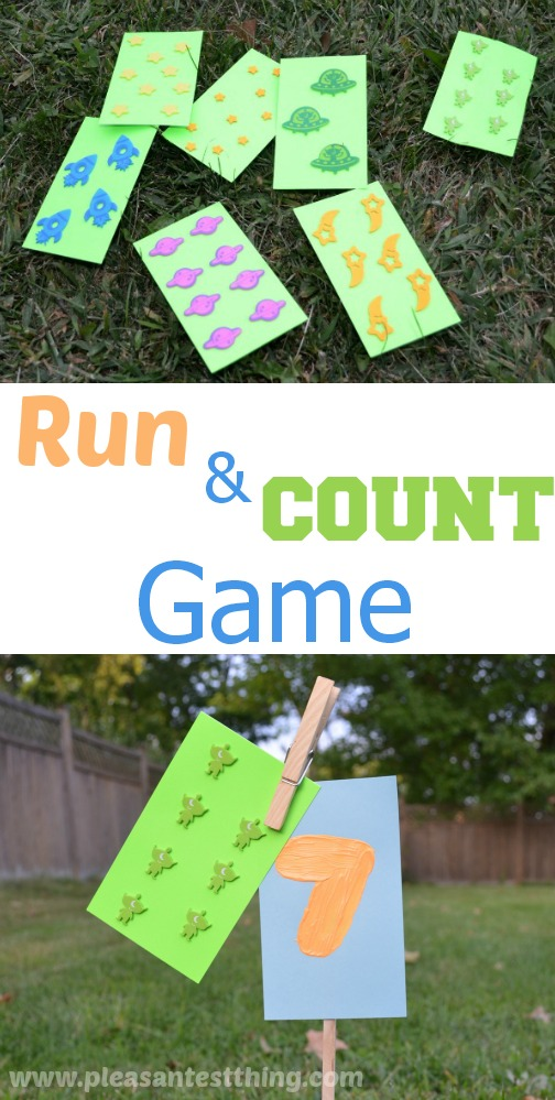Run and Count Game