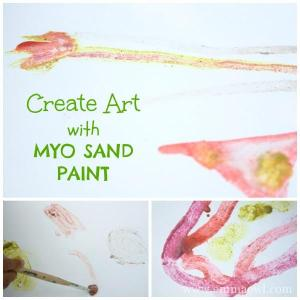 Make Your Own Sand Paint