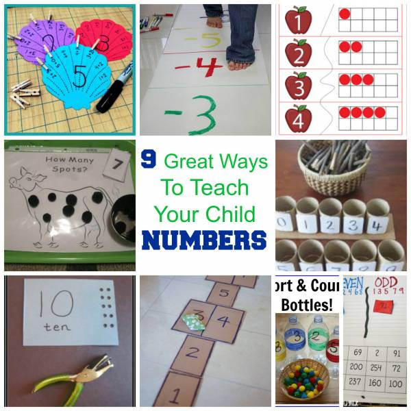 May The 4th Be With You Lesson Plans: 9 Great Ways To Teach Your Child NUMBERS