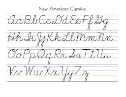 5 Reasons Your Children Still Need To Learn Cursive Writing ...