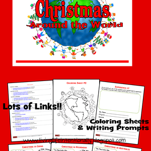 Learn About Christmas Around the World