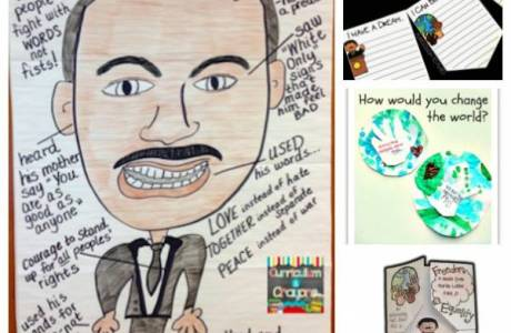 Resources for Learning about Martin Luther King, Jr.