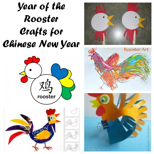 chinese new year preschool lesson plans rooster crafts and activities for new year 535