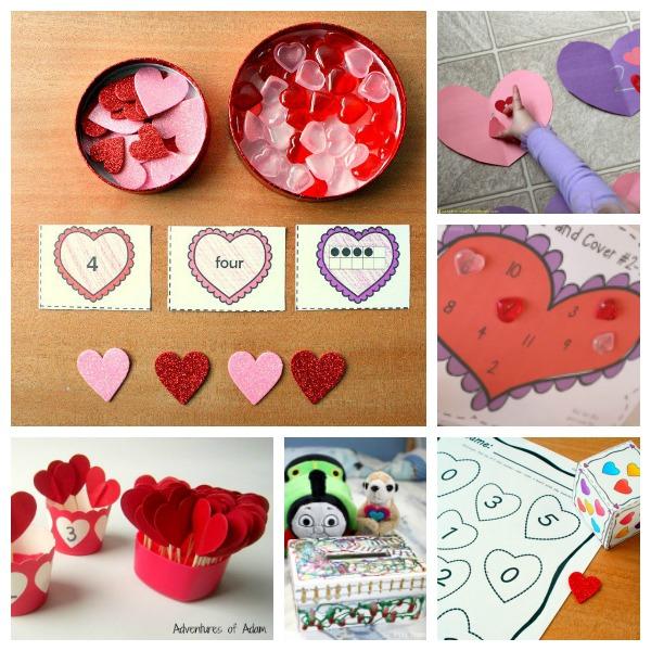 Valentine's Day Activities for Preschoolers