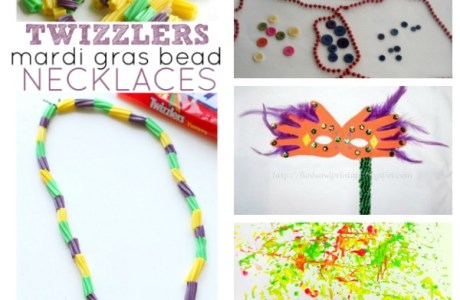 Mardi Gras Learning Activities for Kids