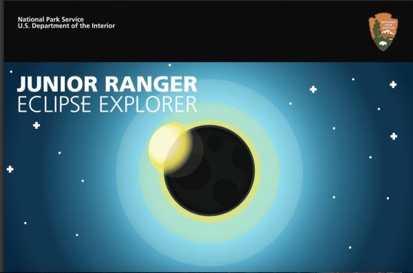eclipse junior ranger badge