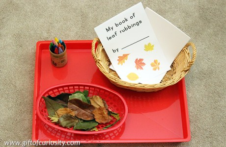 Try This Fun Leaf-Rubbing Activity with Your Little Ones