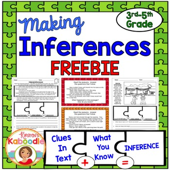 helping kids learn how to make inferences