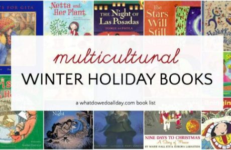 Check out a Multicultural Holiday Book