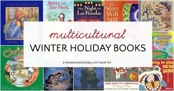 multicultural winter holiday books