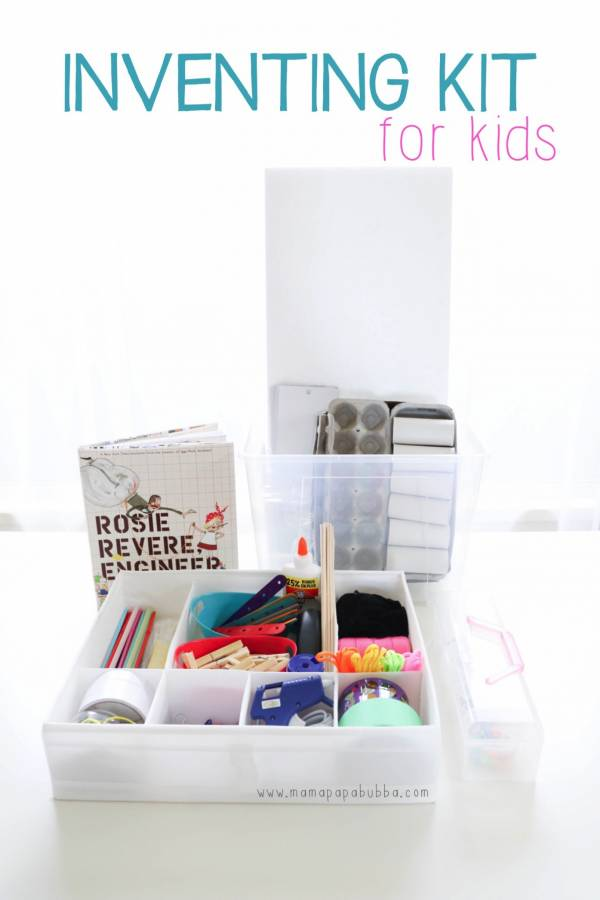 Crafty Creation Kits for Kids