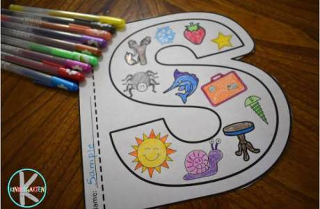 Fun Alphabet Coloring Sheets to Print