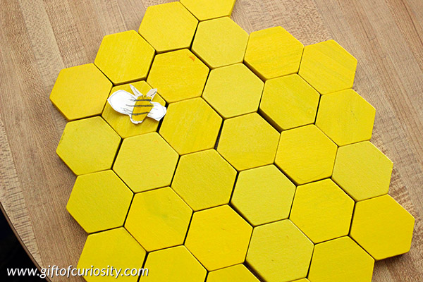 beehive model pattern blocks unit study