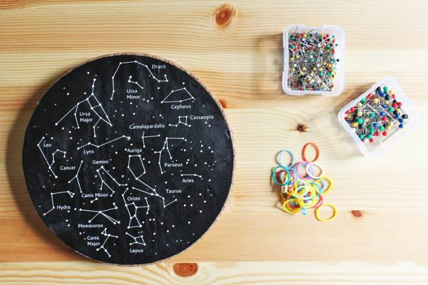constellation geoboard