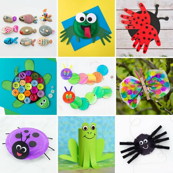 using crafts for speech therapy