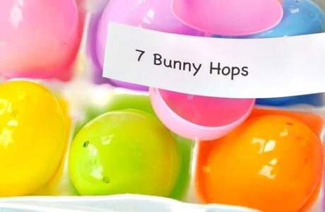 easter exercises activity