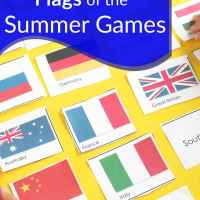Learning Flags for the Olympic Games