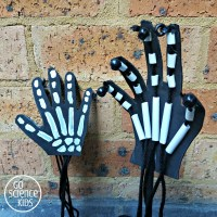 How to Make an Articulated Skeleton Hand
