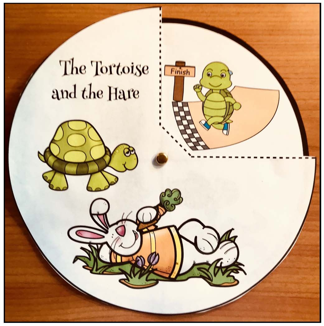 The Tortoise And The Hare Lesson Plan Preschool