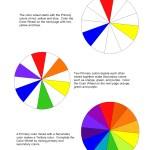 Color Wheel Lesson Plan Kindergarten Lesson Plans Learning