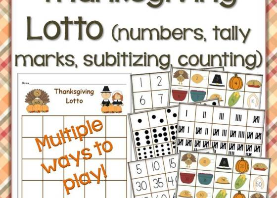 Thanksgiving lotto