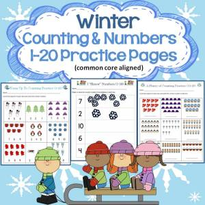 winter counting and numbers