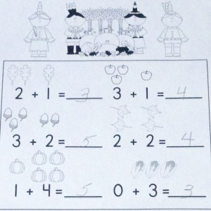 addition subtraction sets