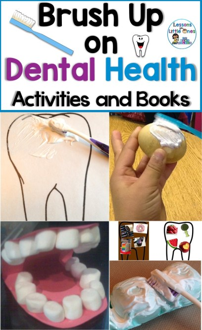 Dental Health Activities & Books for the Primary Grades