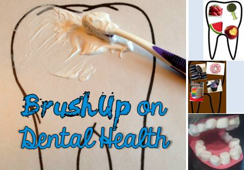 Teaching dental health to the primary grades