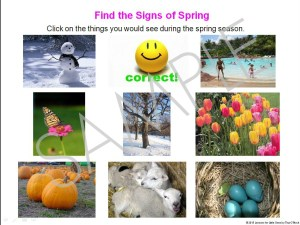 signs of the spring season
