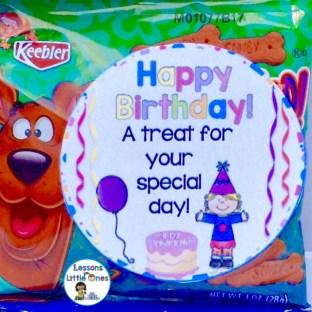 ideas for student birthdays